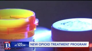 Program assists patients with opioid use disorders transition from hospital to treatment