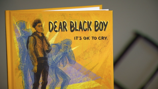 Author hopes to tackle mental illness in African American community with picture book