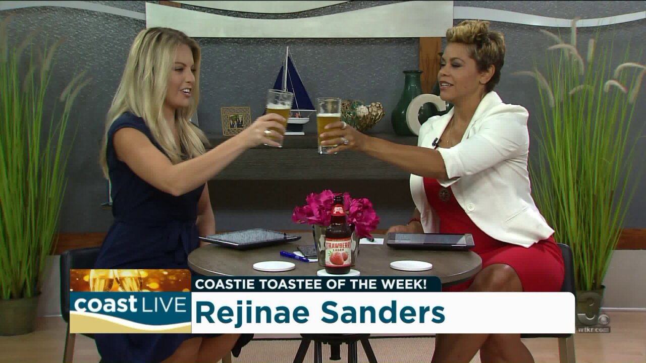 Toasting Tuesday with Abita Strawberry Lager on Coast Live