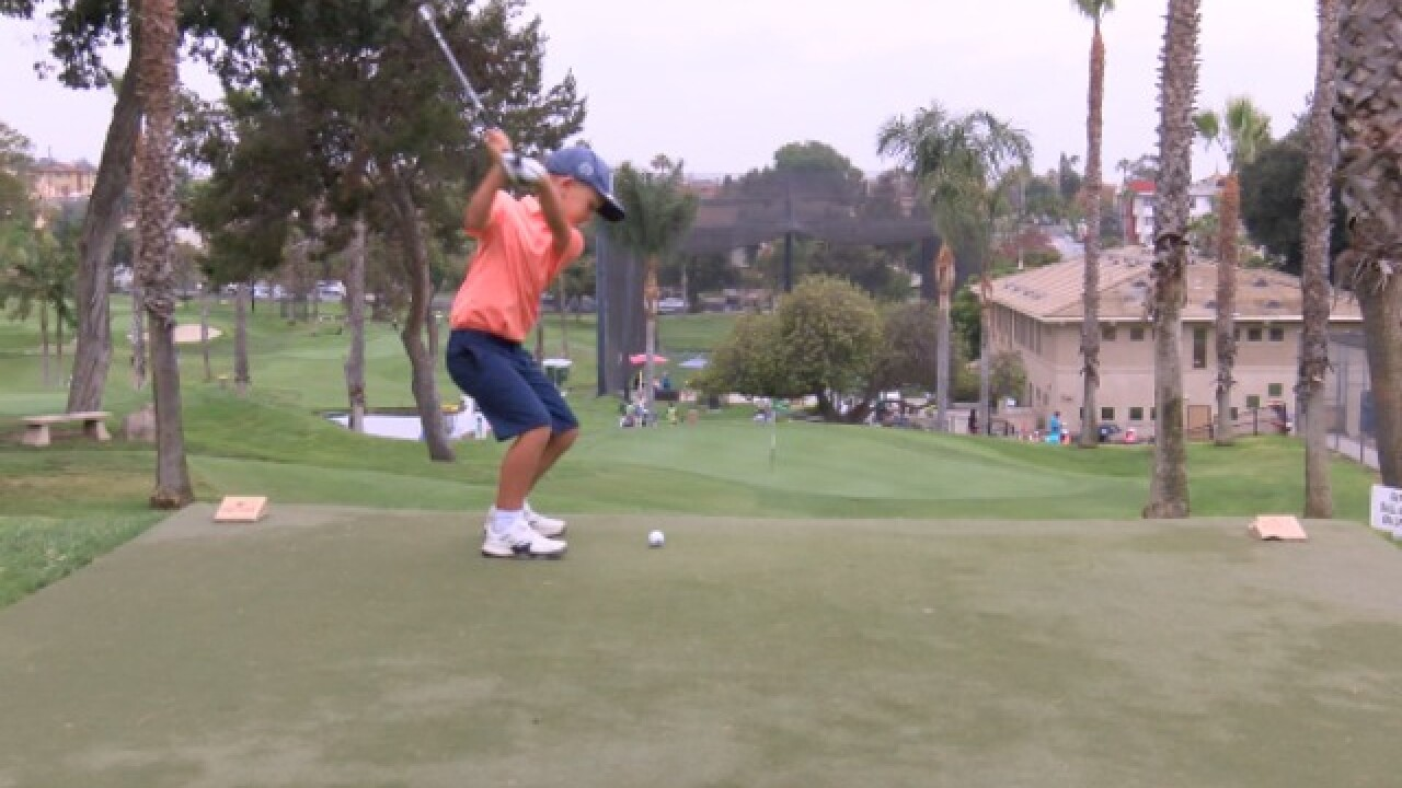 IMG World Golf Championship takes over San Diego