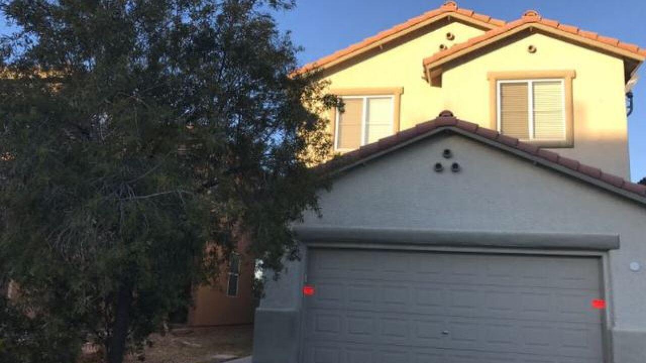Las Vegas police kill man after wife dies