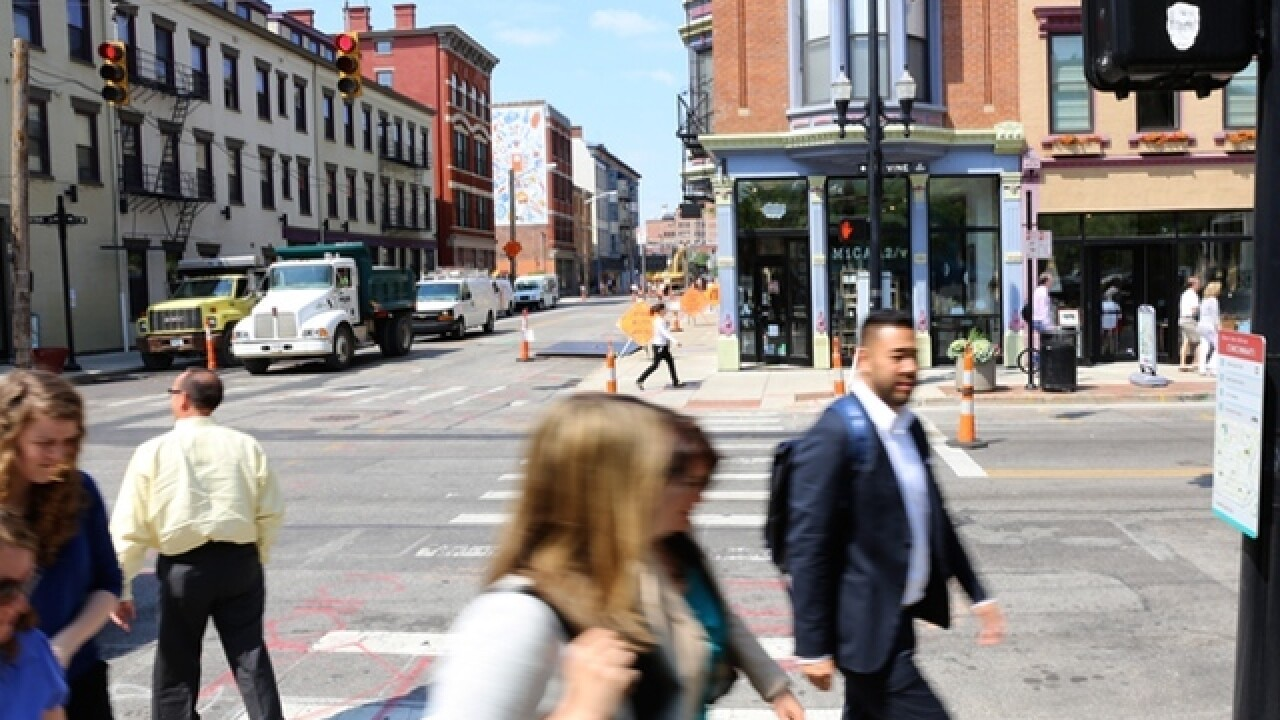 Who can afford to live in Over-the-Rhine?
