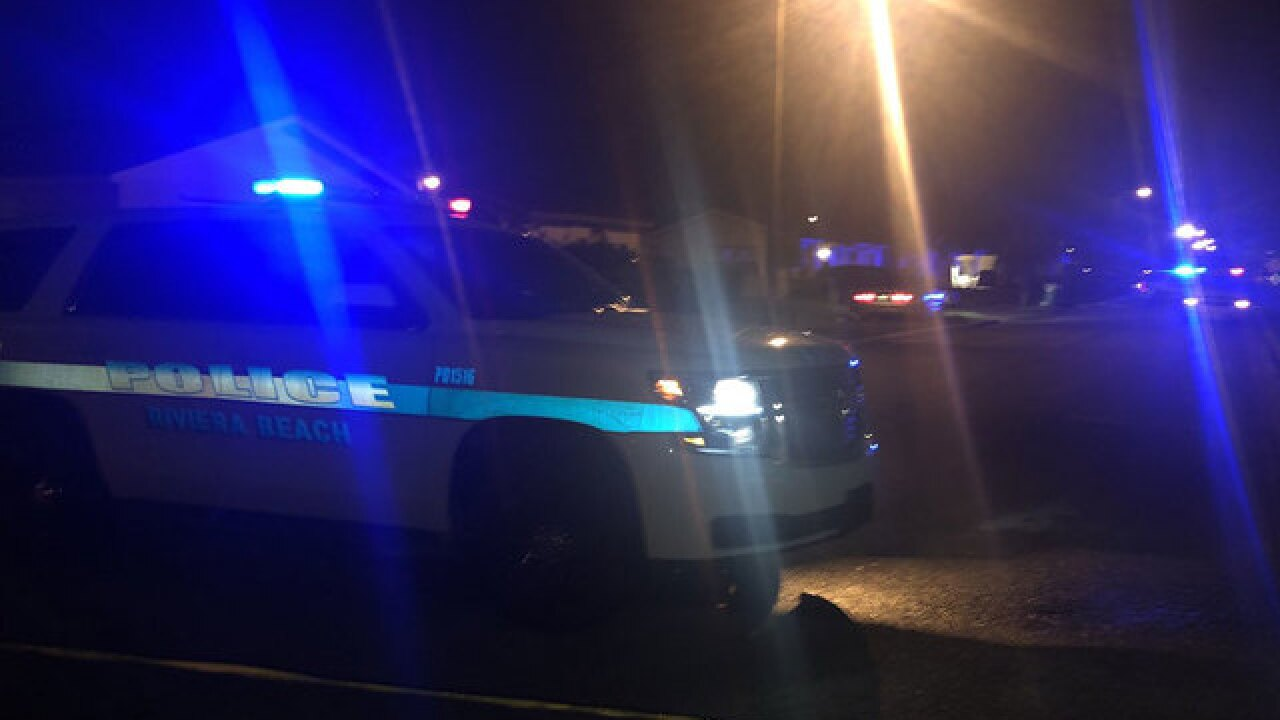 Two injured in Riviera Beach drive-by shooting