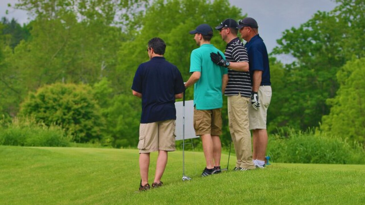 Three Rangers Foundation Golf tournament raises funds for heroes returning home