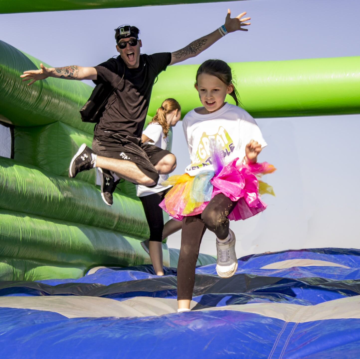 Photos: The Great Inflatable Race coming to Virginia Beach on June 23