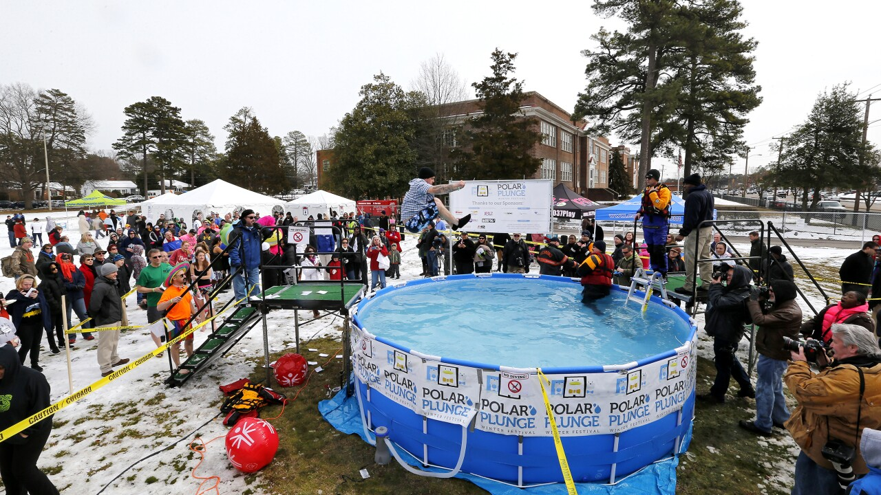 RVA Polar Plunge Winter Fest