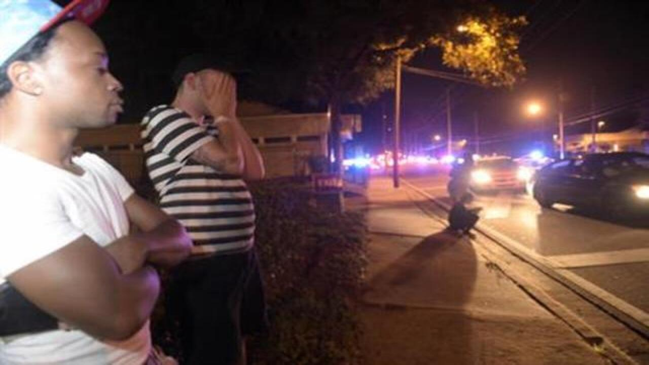 Approximately 20 killed in Orlando club shooting