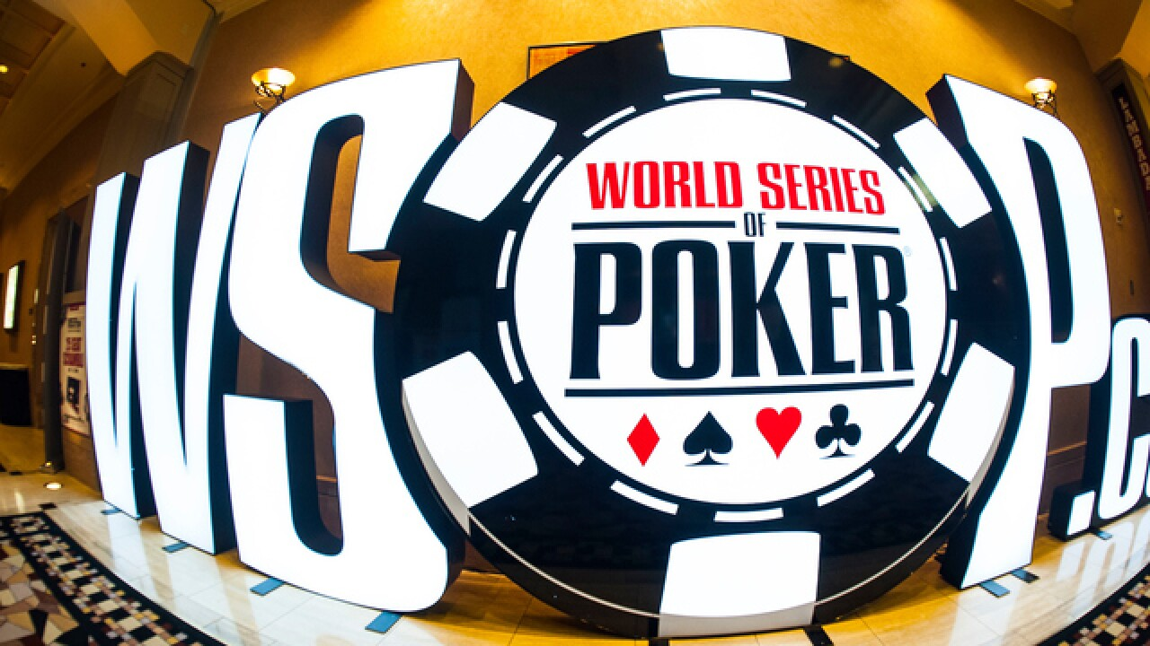 World Series of Poker hosts Main Event July 2-4
