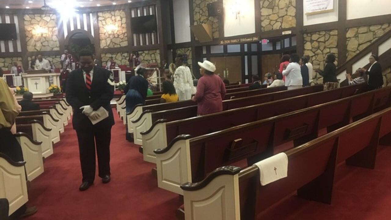 Community prays, donates $372K to boat victims