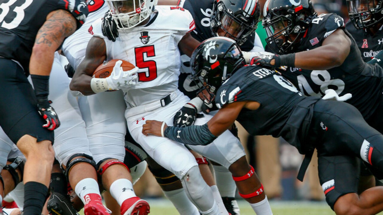 Fay: Luke Fickell scored a win in his first game, but there are bigger challenges ahead