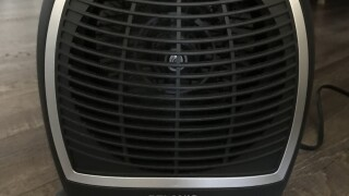 With winter coming early to Montana, a warning about space heaters