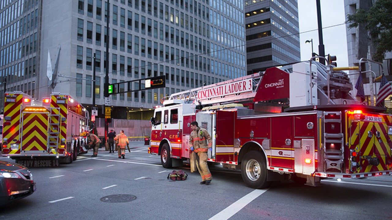 PD: Metro bus traps woman under tire Downtown