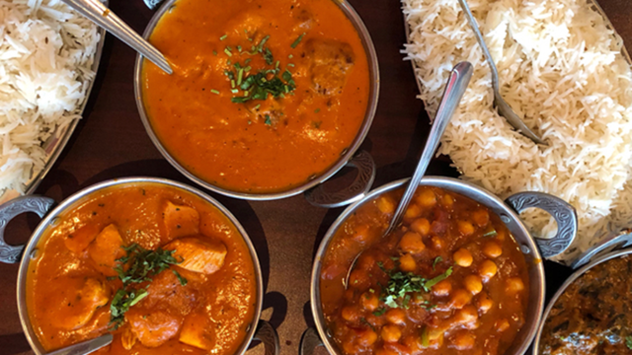 Holy grail: The best Punjabi food for miles, Desi Spice, is just down the road from Eastgate Mall