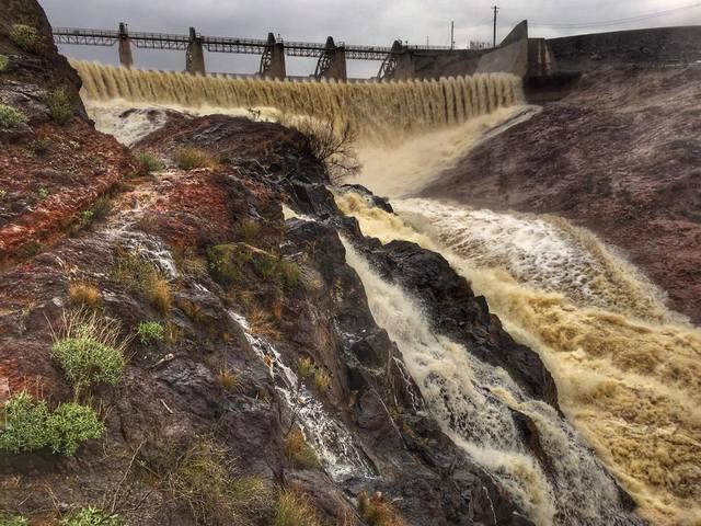 PHOTOS: Rain, floods and rainbows across Arizona