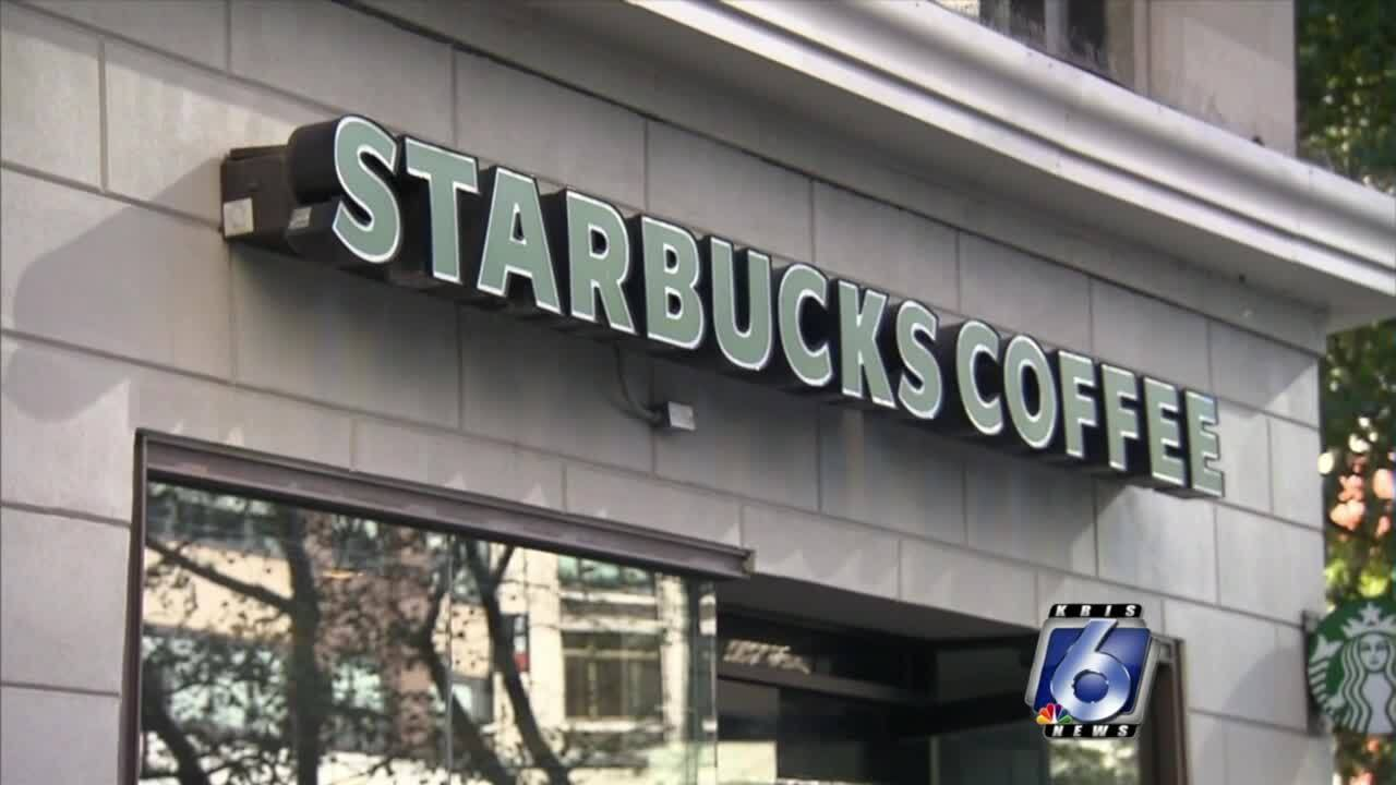 Starbucks will provide free coffee today for National Coffee Day