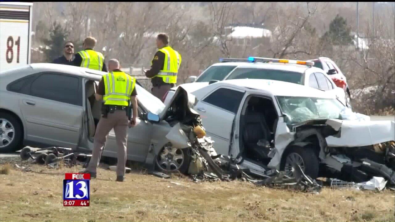 Neighbors mourn man killed in wrong-way crash on LegacyParkway