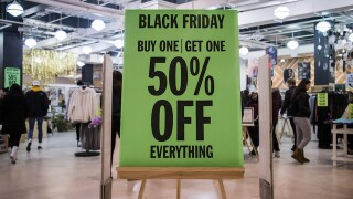 On Black Friday 2017, Americans spent a record $5 billion online in 24 hours