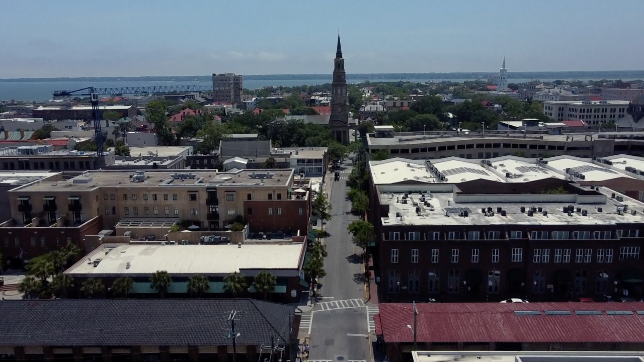 Charleston, S.C. is one of the study's sites this summer. It will also be taking place in 11 other states across the country, in places like New York, Atlanta, Albuquerque, New Mexico, San Diego and Kansas City, Missouri, along with communities in Indiana, North Carolina, Virginia and Massachusetts.