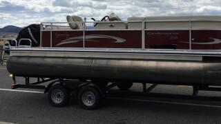 FWP Anaconda Boat Interception