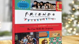 Preorder The Official 'Friends' Advent Calendar