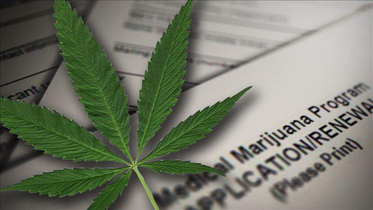 Medical Marijuana Application