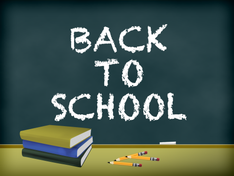 Submit Your Back to School Photo!