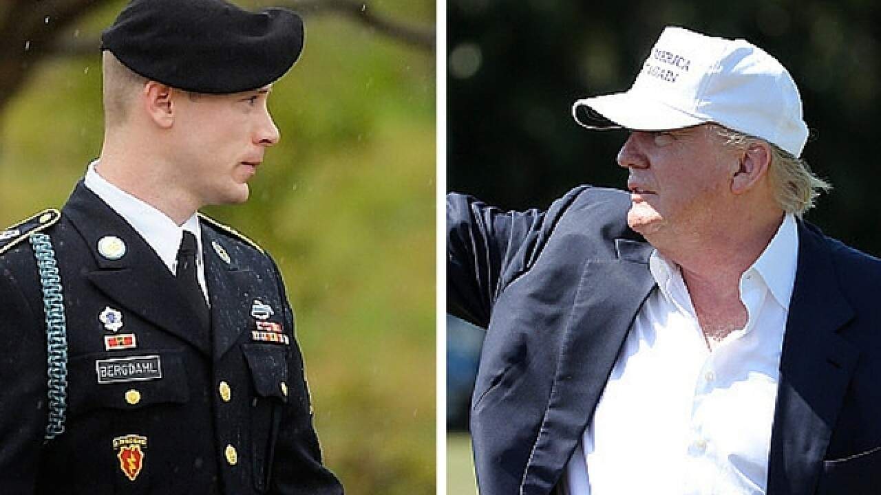 Bergdahl's lawyers seek meeting with Trump