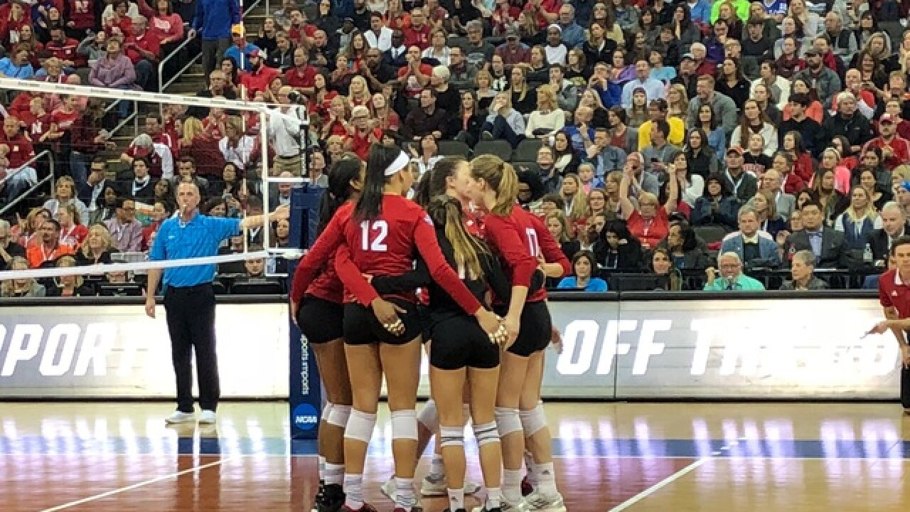 Nebraska volleyball tops Florida in four sets to win National Championship
