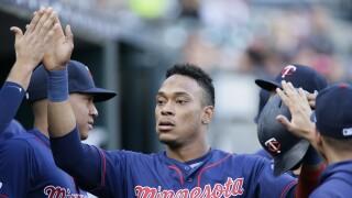 Jorge_Polanco_Minnesota Twins v Detroit Tigers