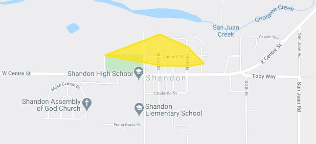 Shandon Outage