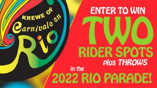 Krewe of Rio Mardi Gras Photo Contest