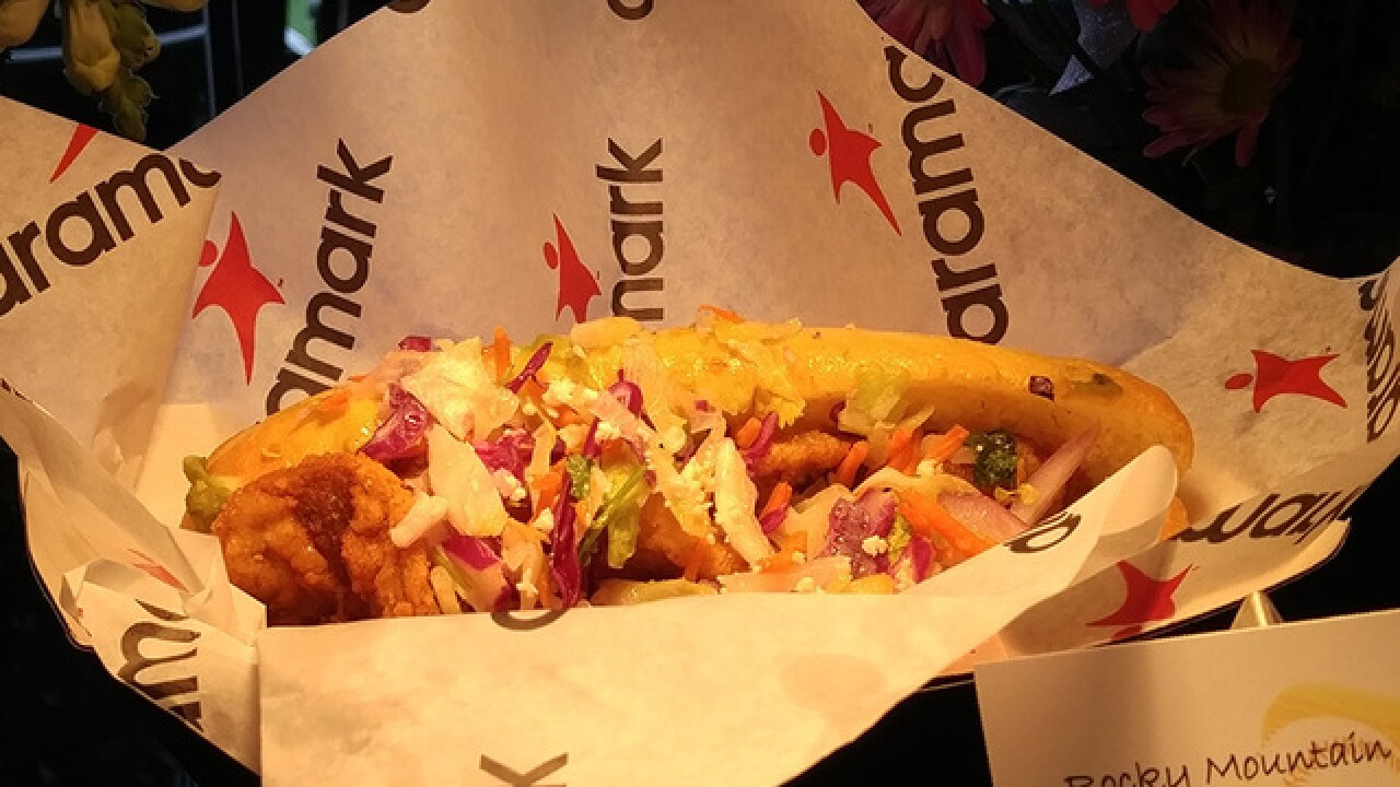 Here's all the new food coming to Coors Field for the 2018 Rockies season