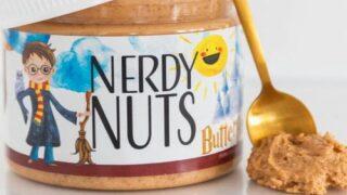 Buy Harry Potter Butterbeer-flavored Peanut Butter