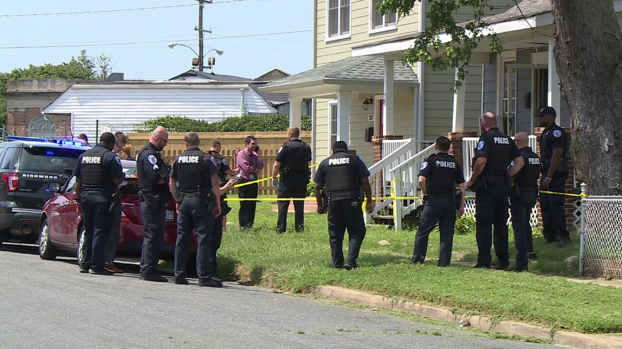 Police identify man shot to death inside his Richmond home