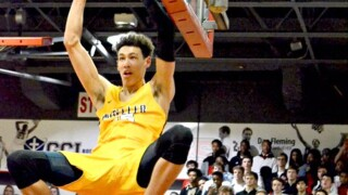Moeller's Jaxson Hayes has been an 'astonishing' rim protector for Crusaders