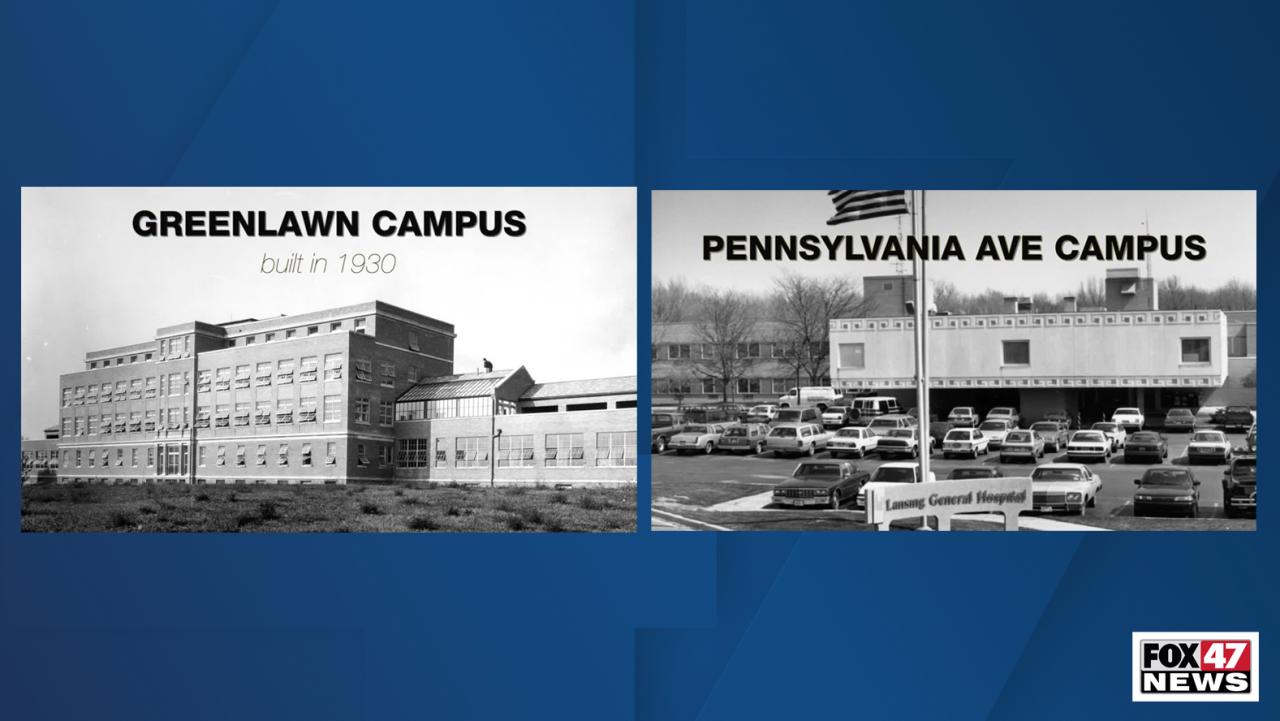 McLaren's Greenlawn and Pennsylvania Avenue campuses