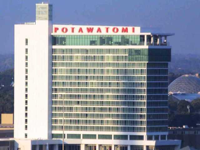 Milwaukee New Year's Eve at Potawatomi Hotel & Casino