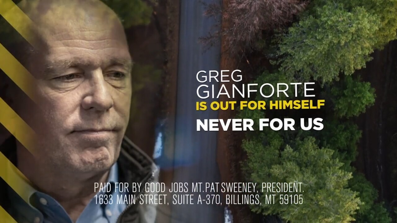Ad Watch: DGA-funded attacks on Gianforte sometimes lack context