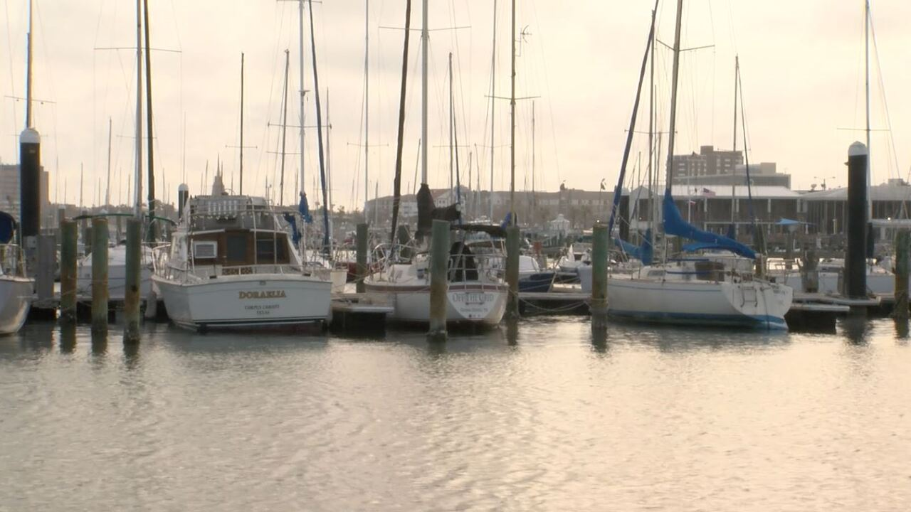 Boaters face water pipe busts have some concerns.JPG
