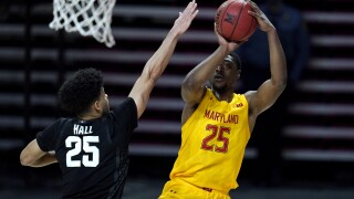 Michigan State Maryland Basketball