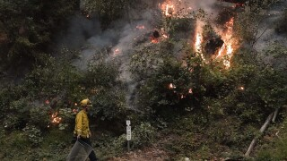 Winds could fan already enormous Northern California fires