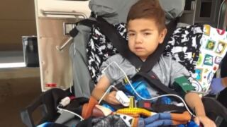 You could be the miracle a Tucson family is looking for. Isaiah Hernandez is on a tough journey. He's in desperate need of a kidney transplant.