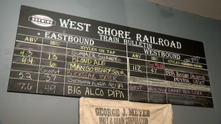 West Shore Brewing celebrates 2 years
