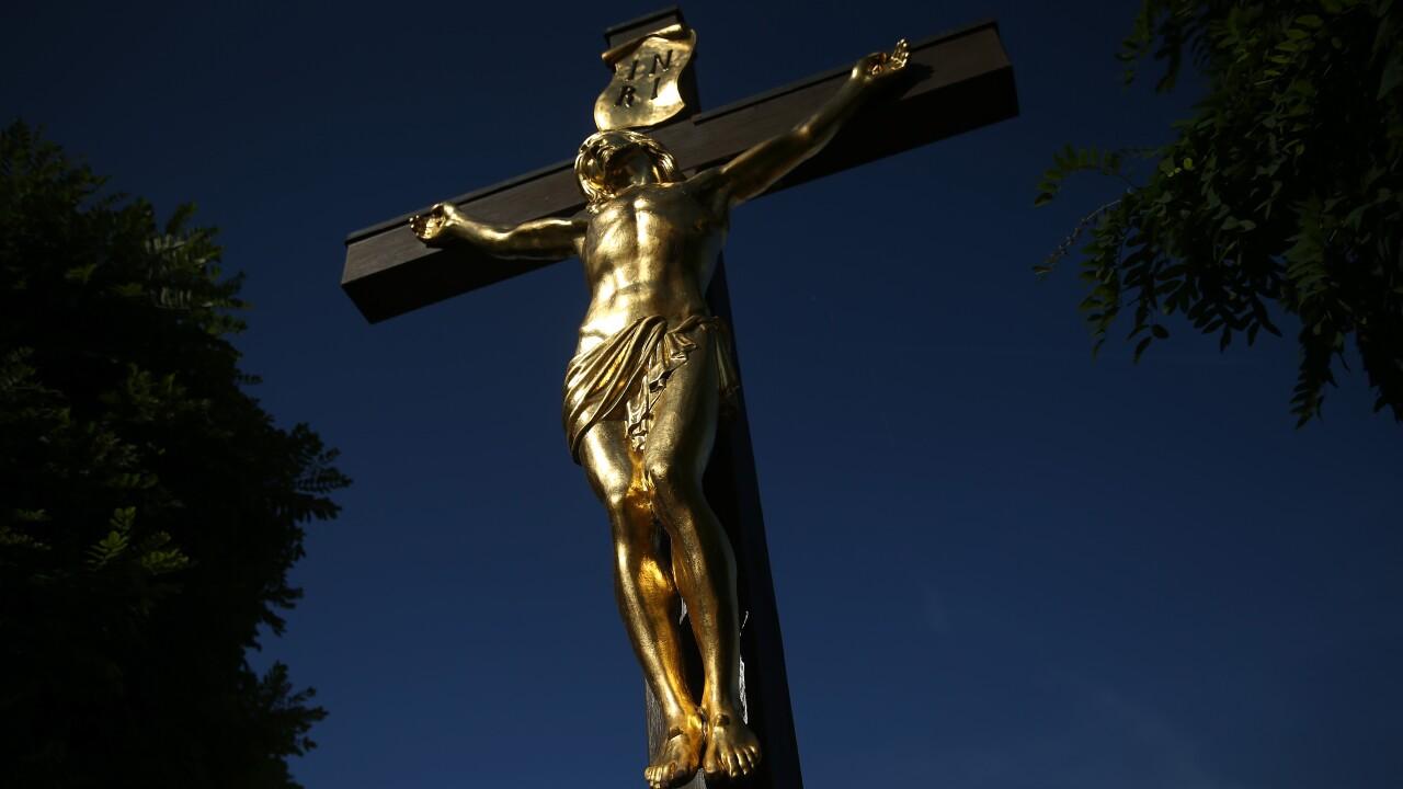 Catholic Church cross