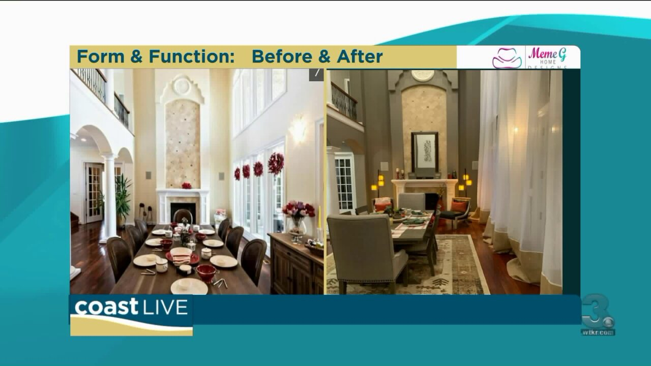 Creating a great space using form and function on CoastLive