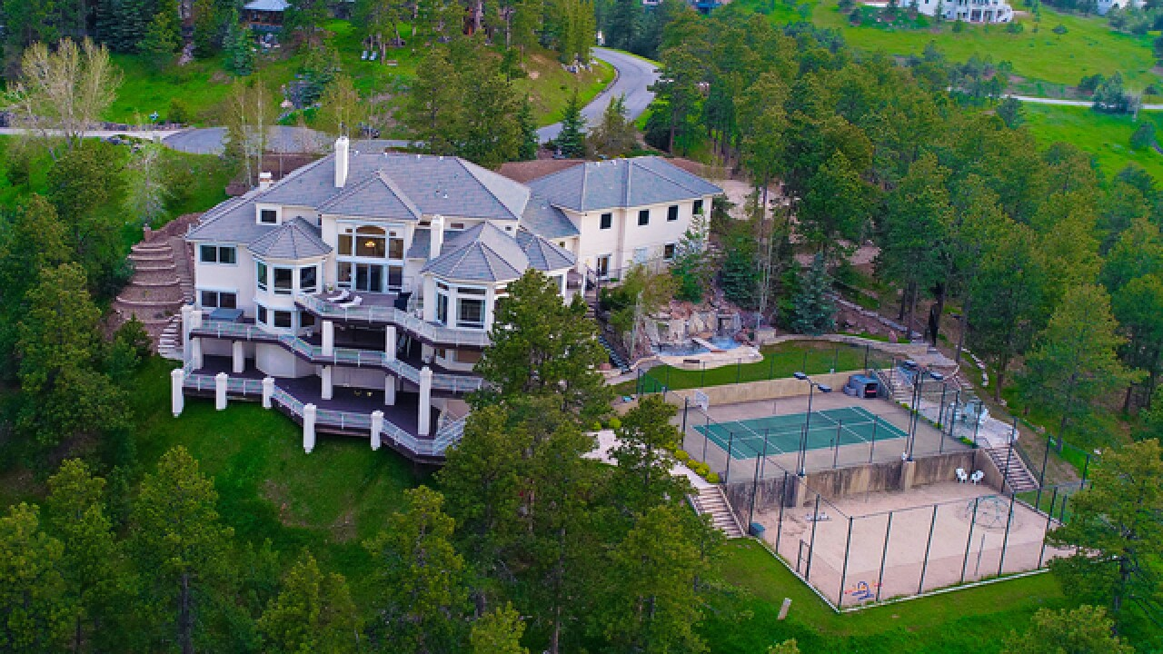 Colorado Dream Homes: $2.8M Golden home has 5,000+ sq. ft. of balconies