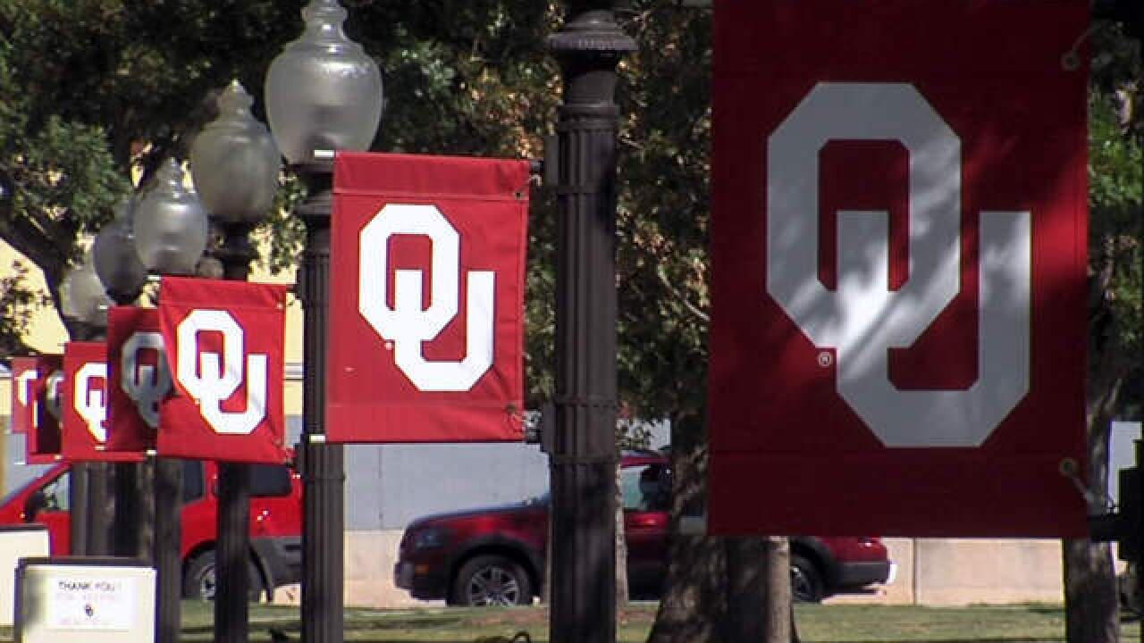 OU Earns Top Rankings for Undergraduate Programs