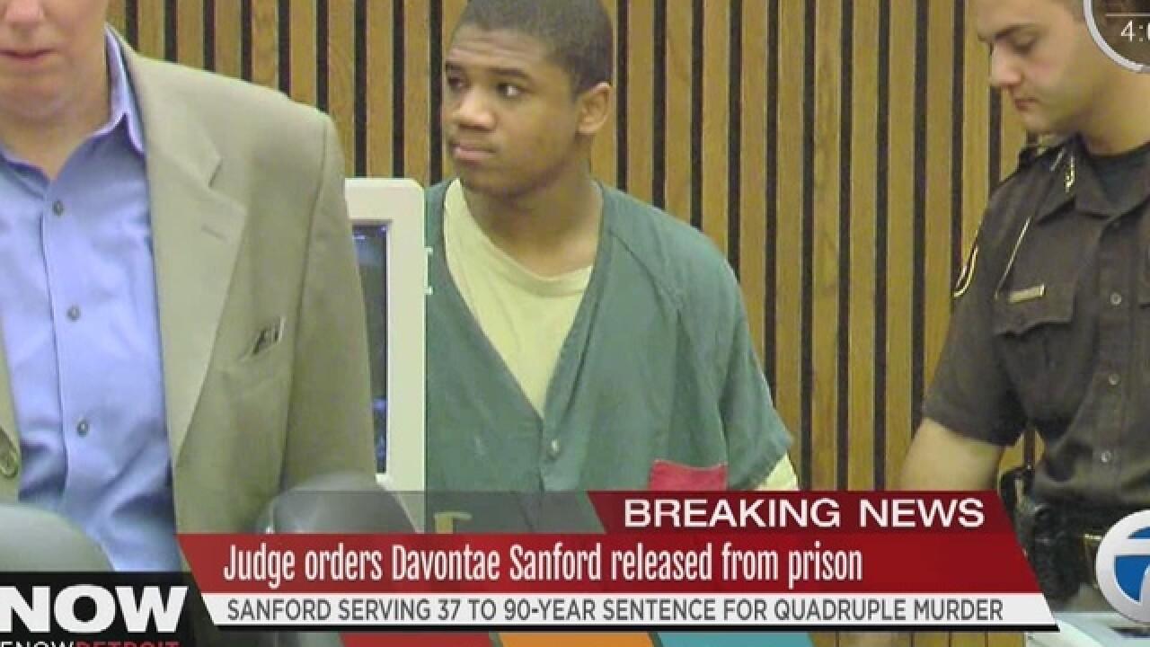 Judge orders release of man in 4 deaths