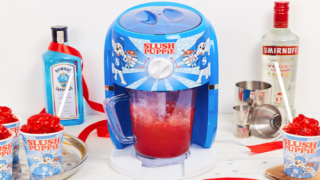 This Slushie Machine Is Exactly What You Need For Summer Parties