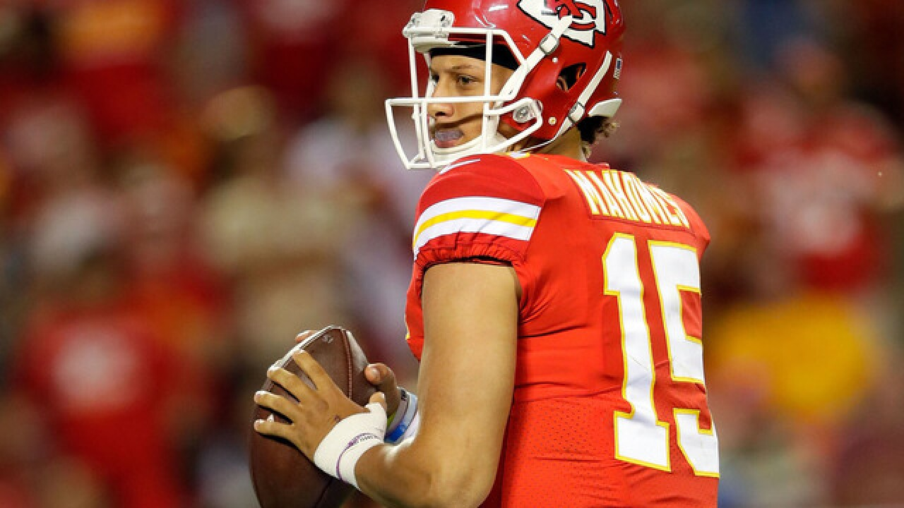 Schedule breakdown: What to expect from the first year of the Mahomes era